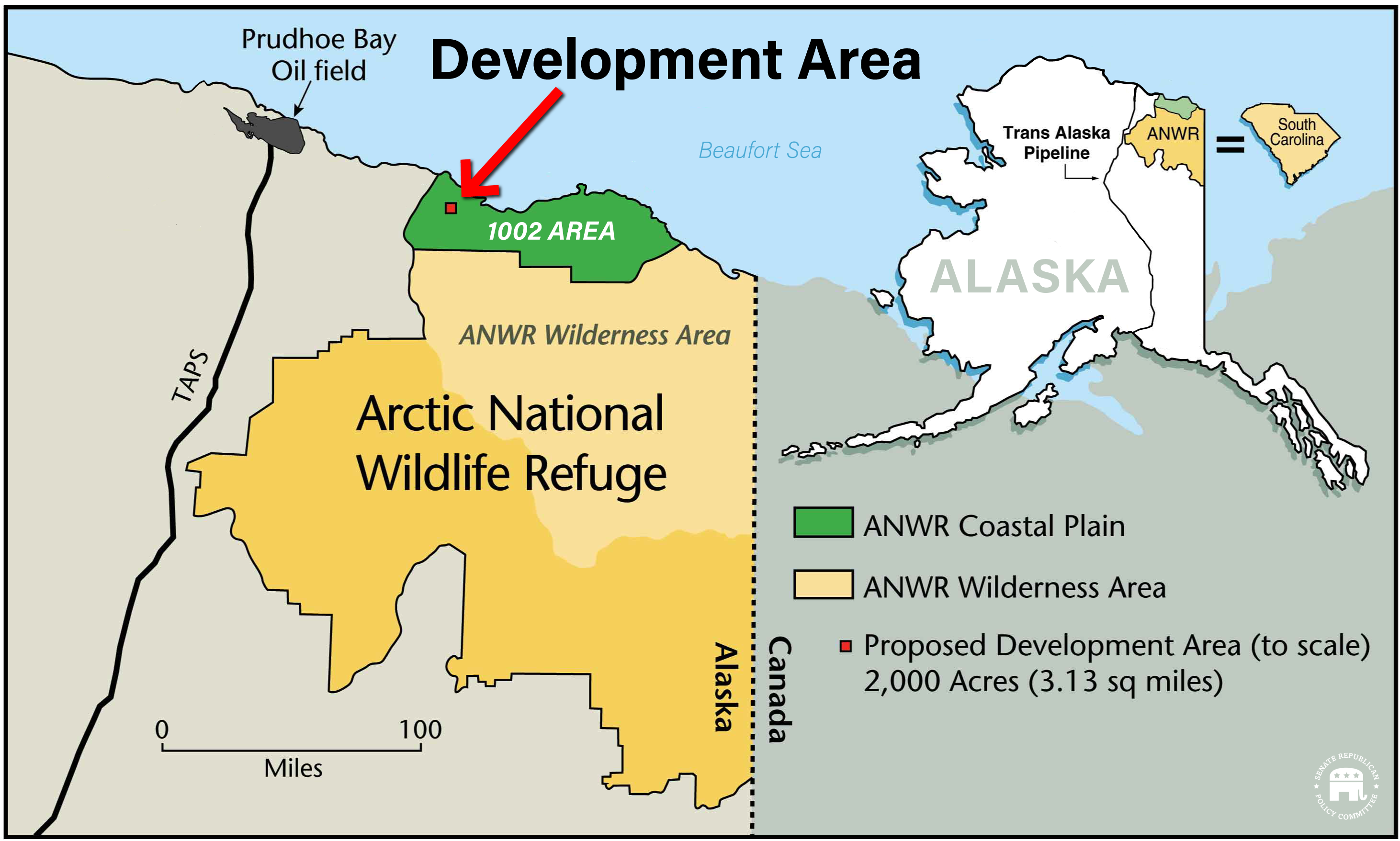ANWR: U.S. Energy Dominance