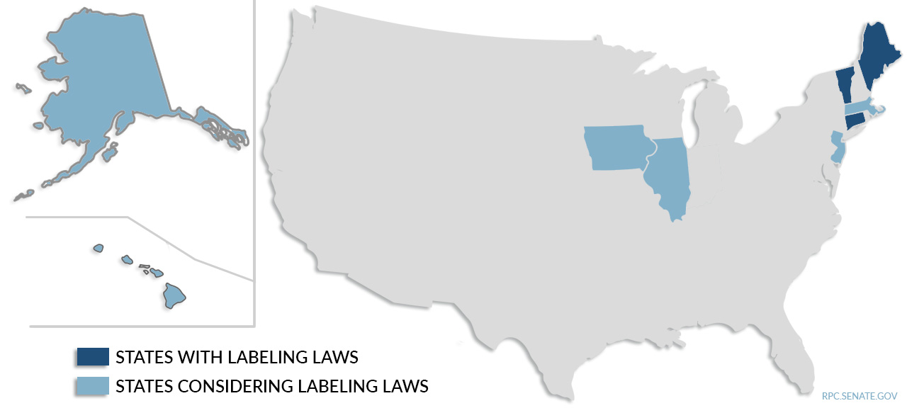 GMO-food-labeling-patchwork-map