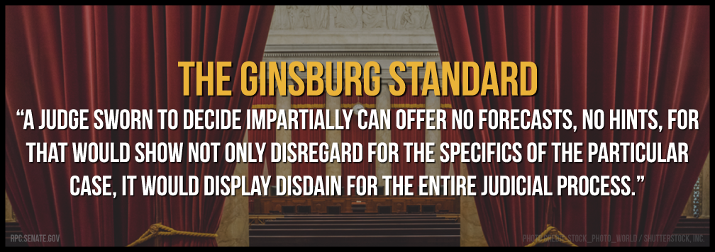 The Ginsburg Standard