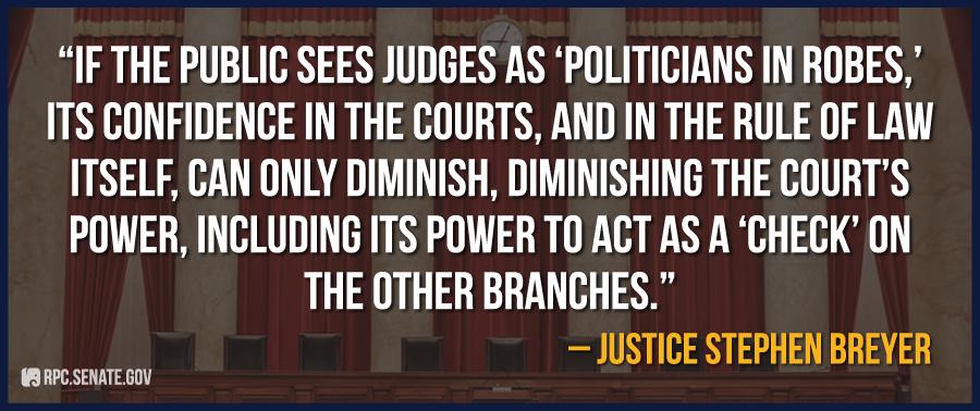 Breyer Quote