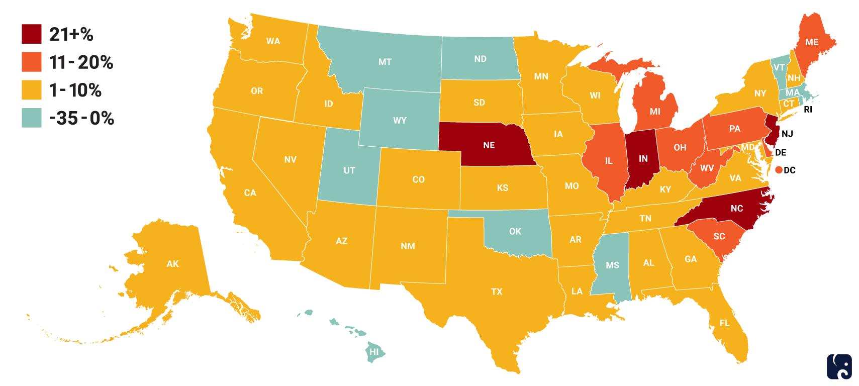 Map Opioid Deaths